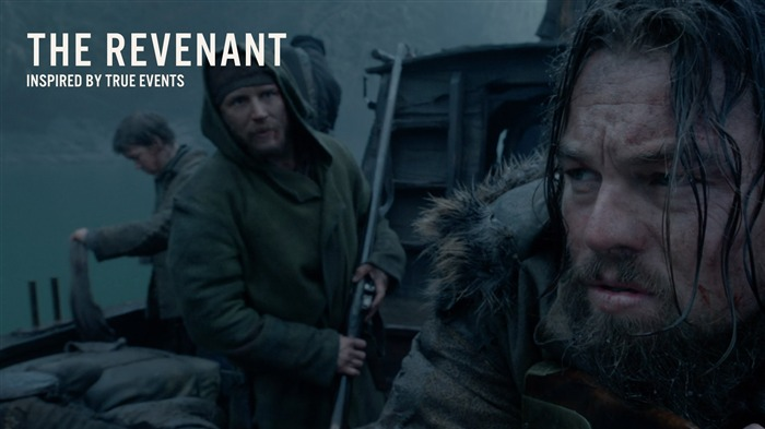 The Revenant 2016 Leonardo DiCaprio HD Wallpaper 17 Views:871