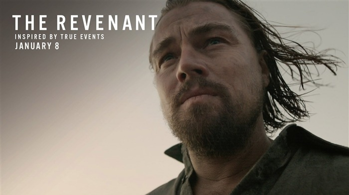 The Revenant 2016 Leonardo DiCaprio HD Wallpaper 18 Views:879