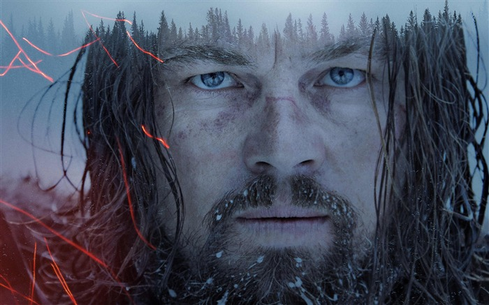 The Revenant 2016 Leonardo DiCaprio HD Wallpaper 19 Views:1257