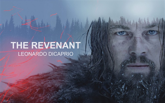 The Revenant 2016 Leonardo DiCaprio HD Wallpaper Views:5107