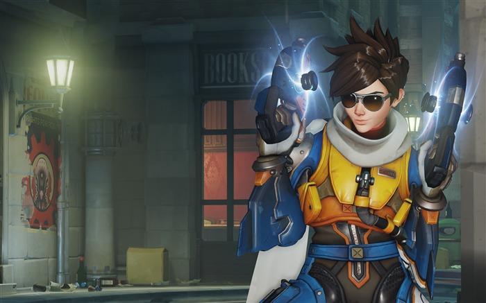 Tracer 2016-Game High Quality Wallpaper Views:920