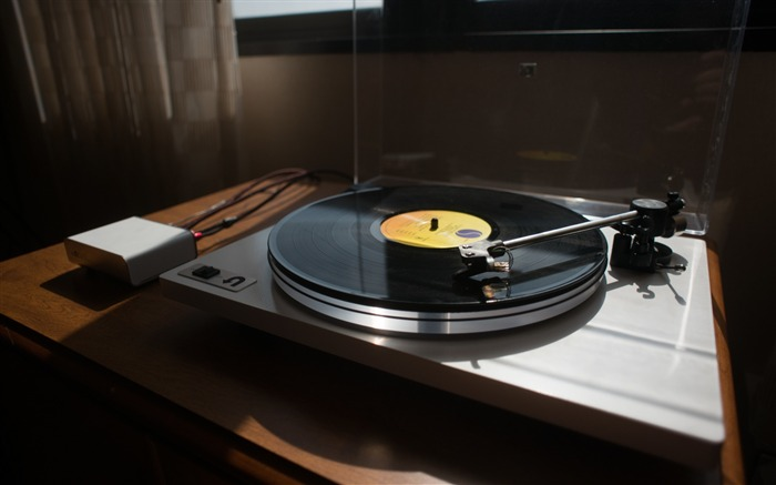 Turntable vinyl player-High Quality Wallpaper Views:880
