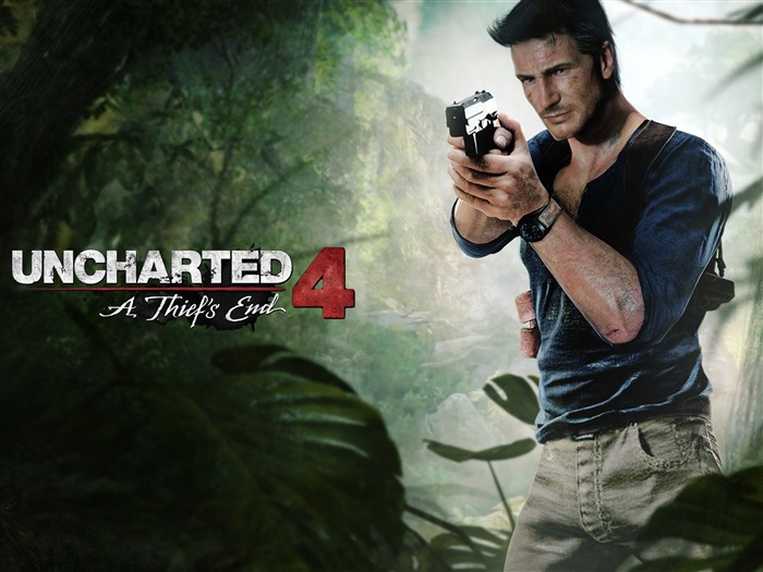 Uncharted 4 a thiefs end 2016-Game High Quality Wallpaper Views:1255