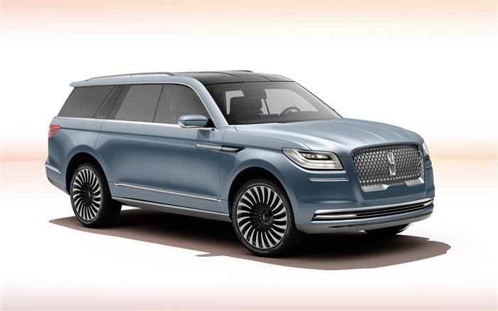 2016 Lincoln Navigator Concept Car HD Wallpaper Views:2979