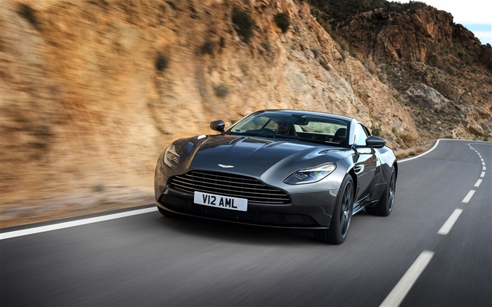 2017 Aston Martin DB11 Luxury Car HD Wallpaper Views:5745