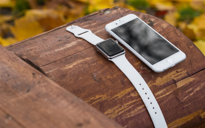 Apple iPhone iWatch-Digital brand HD Wallpaper Views:2077