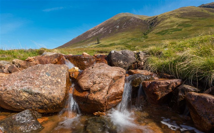 Western Highlands Scotland Ingo Scholtes Photo Wallpaper Views:4188