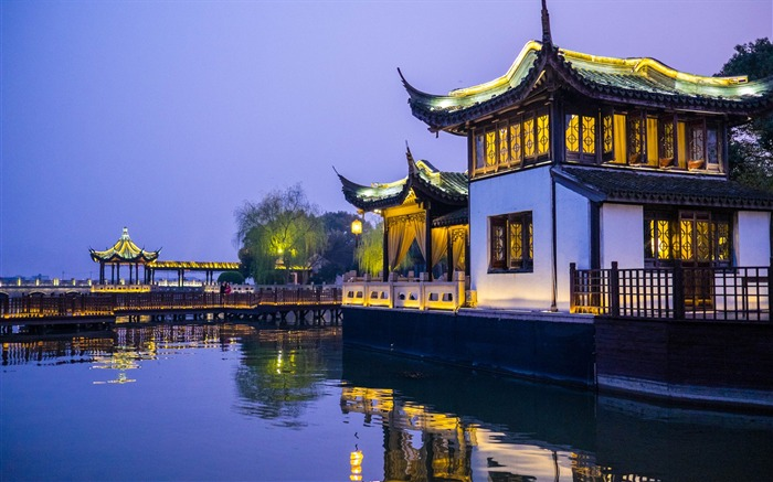 Chinese ancient architecture photo HD wallpaper 14 Views:1514