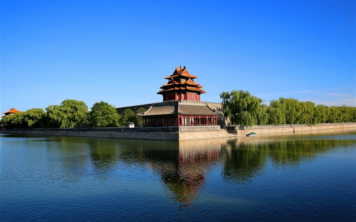 Chinese ancient architecture photo HD wallpaper 17 Views:1028