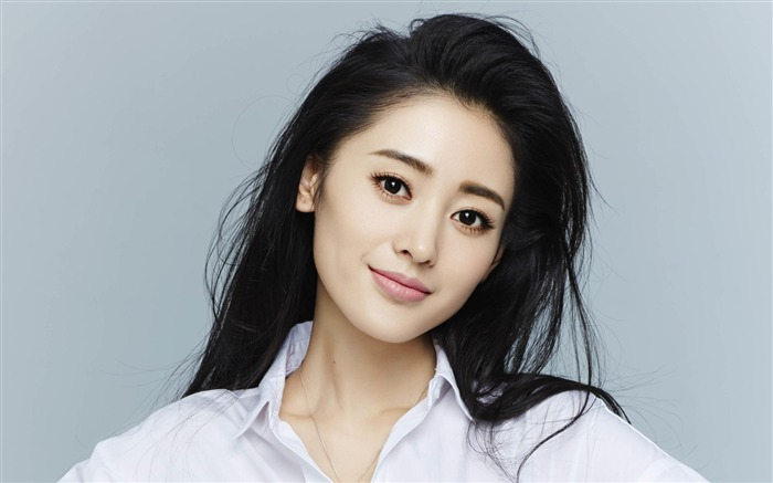 Chinese youth fashion beautiful actress photo wallpaper Views:5968