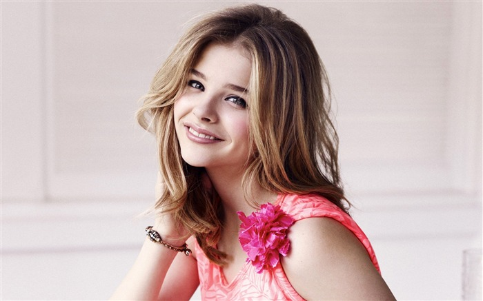 Chloe Moretz Beautiful Actress 2016 Photo Wallpaper Views:4441