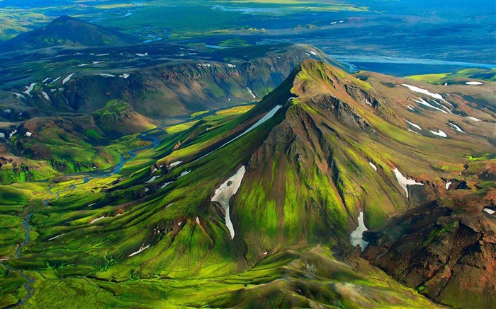 Iceland Travel nature scenery photo HD wallpaper 16 Views:953