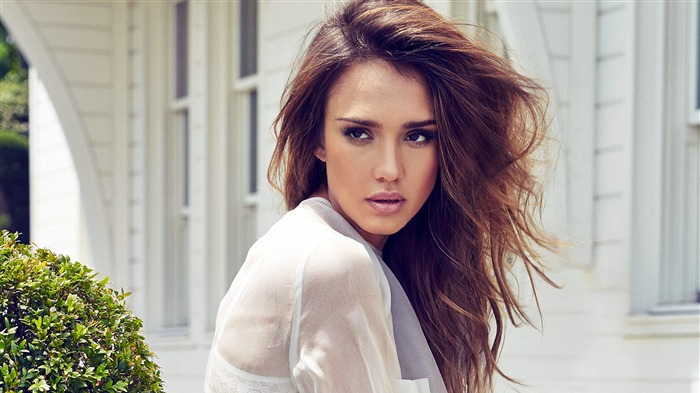 Jessica Alba 2016-Beauty Photo HD Wallpaper Views:1263