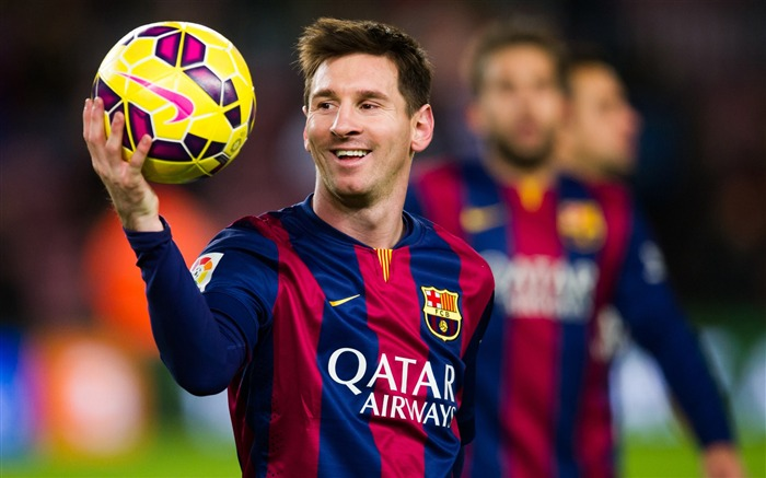 Lionel Messi Player-2016 Football Star HD Wallpaper Views:5942