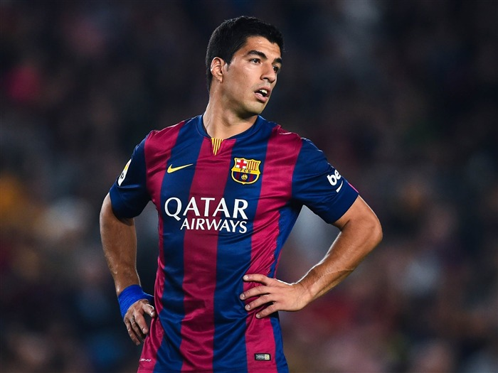 Luis Suarez Uruguayan-2016 Football Star HD Wallpaper Views:1219