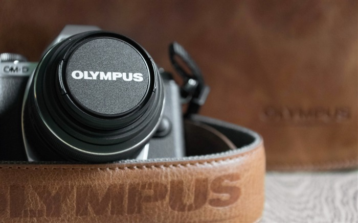 Olympus Camera Lens-Digital brand HD Wallpaper Views:1795