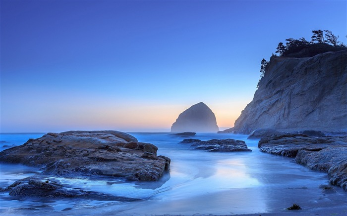 Oregon pacific ocean best beaches-Nature High Quality Wallpaper Views:1515