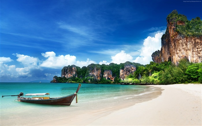 Thailand Travel Vacation Nature Scenery HD Wallpaper 06 Views:1788
