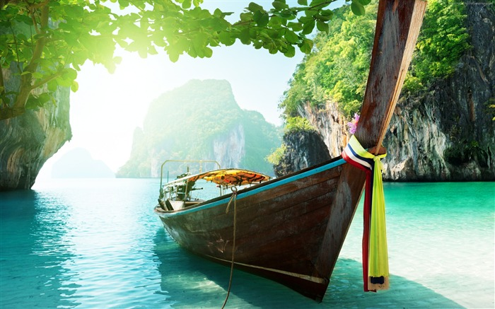 Thailand Travel Vacation Nature Scenery HD Wallpaper 08 Views:1106