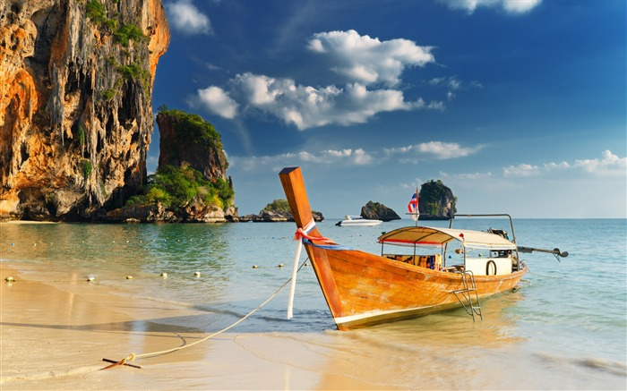 Thailand Travel Vacation Nature Scenery HD Wallpaper 10 Views:1258