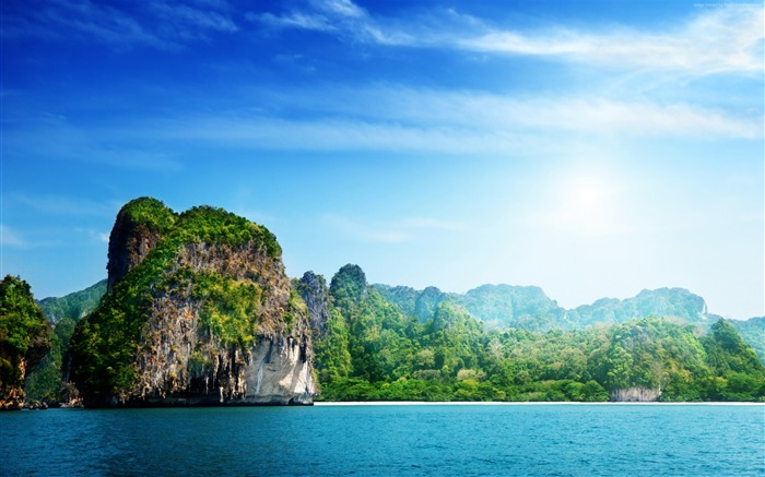 Thailand Travel Vacation Nature Scenery HD Wallpaper 16 Views:966