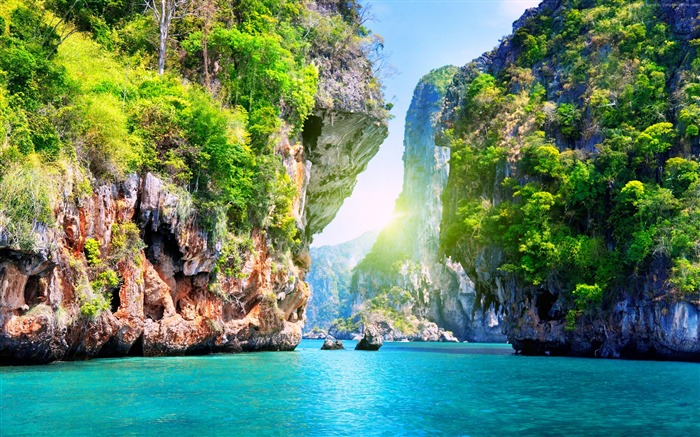 Thailand Travel Vacation Nature Scenery HD Wallpaper 18 Views:960