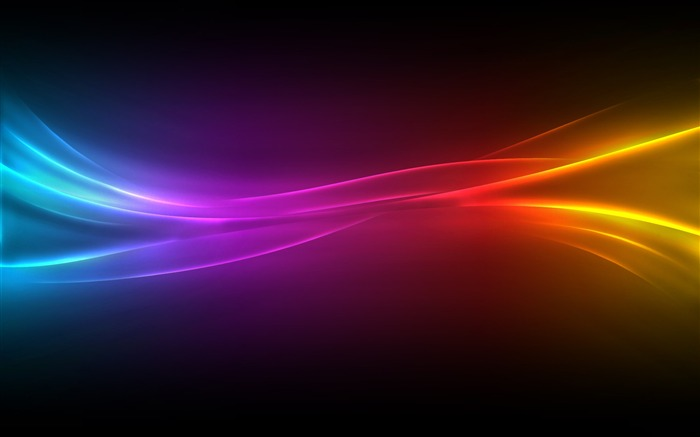 Colorful Pulse Abstract Design-Glare Line Vector HD Wallpaper Views:1172