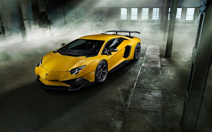 Lamborghini aventador lp 750-Widescreen High Quality Wallpaper Views:1983