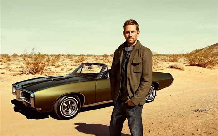 Paul Walker-men actor photo HD wallpaper Views:1290