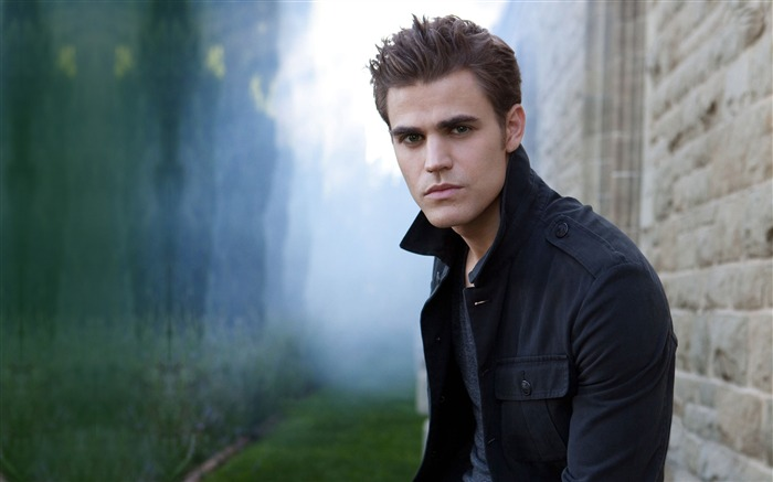 Paul Wesley-men actor photo HD wallpaper Views:1797