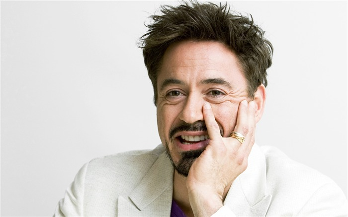 Robert Downey Jr-men actor photo HD wallpaper Views:864