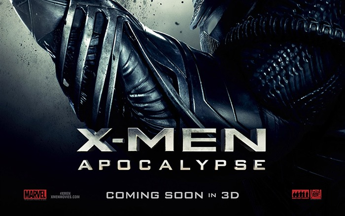 X-Men Apocalypse 2016 Movies Posters HD Wallpaper 02 Views:1697