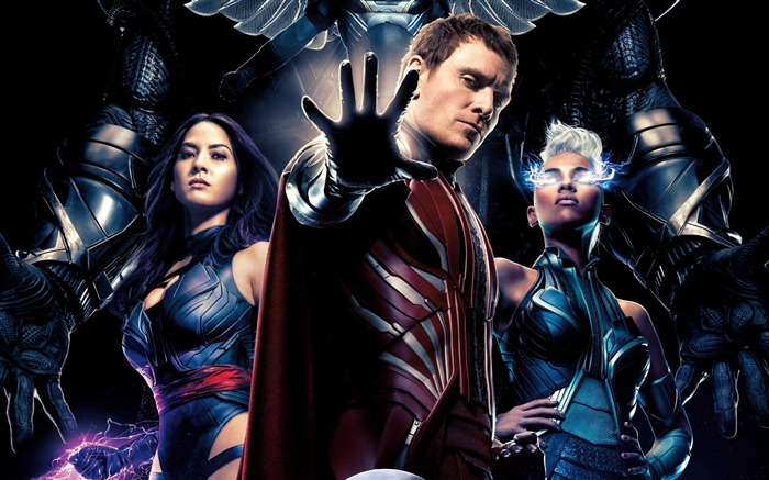X-Men Apocalypse 2016 Movies Posters HD Wallpaper Views:3341