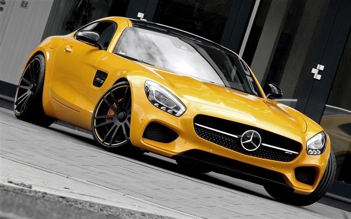 2016 Mercedes Benz AMG GT S Auto HD Wallpaper Views:3398