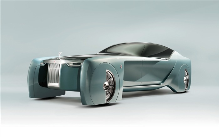 2016 Rolls-Royce Vision Next 100 Auto HD Wallpaper Views:2188