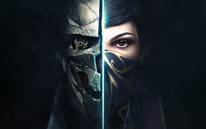 Dishonored 2016-Game High Quality HD Wallpaper Views:1702