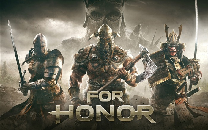 For Honor 2016-Game High Quality HD Wallpaper Views:1757