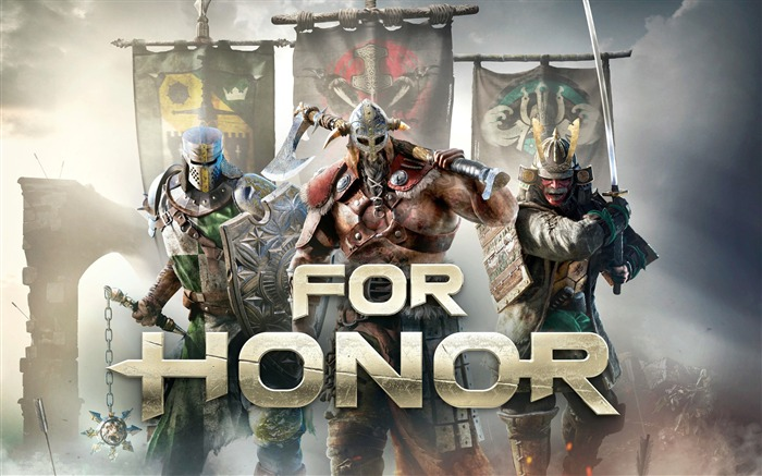 For Honor deluxe edition 2016-Game High Quality HD Wallpaper Views:1159