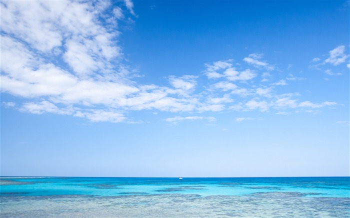 Hateruma okinawa-Ocean scenery HD wallpaper Views:1445