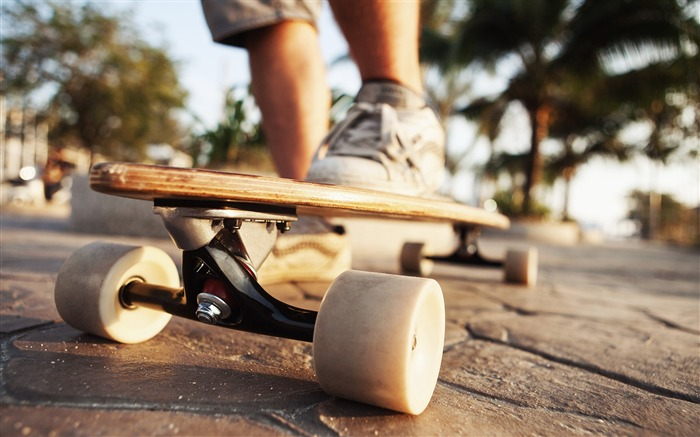 Local skateboarding-2016 Sport HD Wallpaper Views:2716