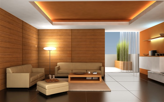 Minimalist interior design theme HD Wallpaper 09 Views:1520