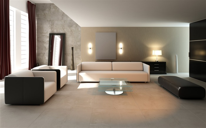 Minimalist interior design theme HD Wallpaper 12 Views:1556