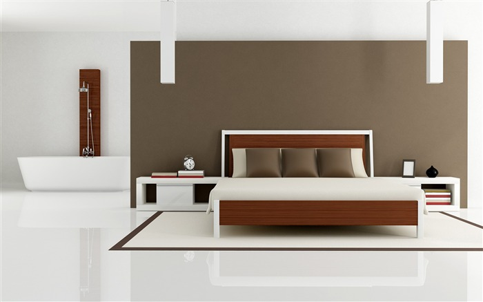 Minimalist interior design theme HD Wallpaper 14 Views:1560