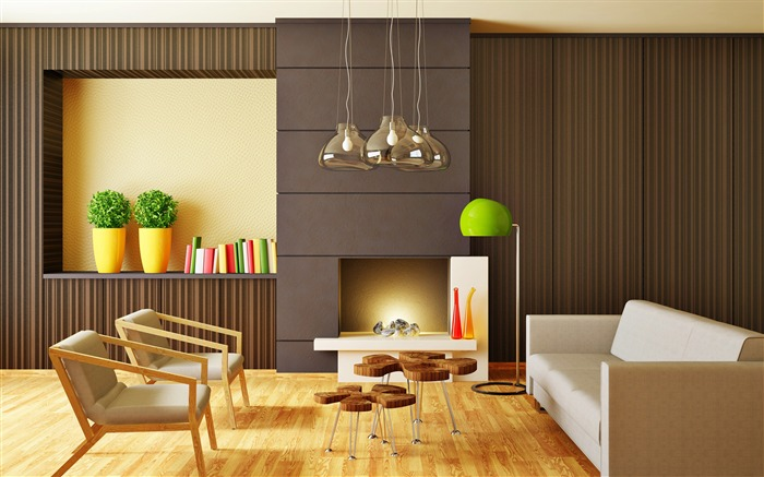 Minimalist interior design theme HD Wallpaper 15 Views:1489