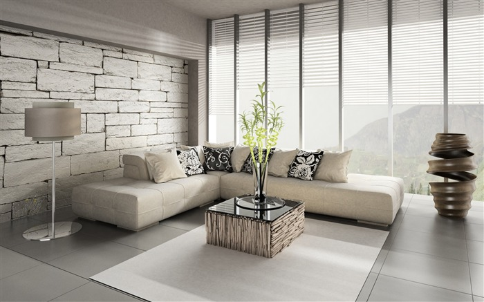 Minimalist interior design theme HD Wallpaper 17 Views:896
