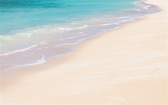 Okinawa island beach sand-Ocean scenery HD wallpaper Views:1195