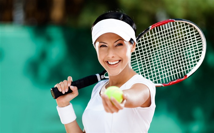 Tennis beauty-2016 Sport HD Wallpaper Views:2407