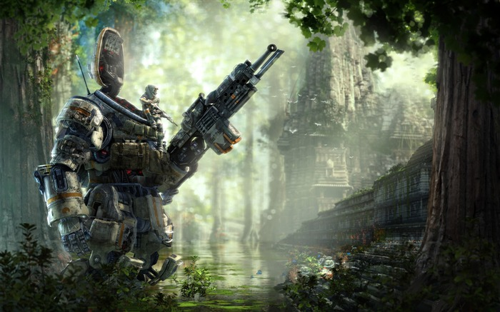 Titanfall Expedition-Game High Quality HD Wallpaper Views:1083