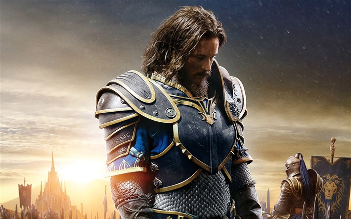 Warcraft 2016 Hot Movies Poster Theme Wallpaper Views:3146