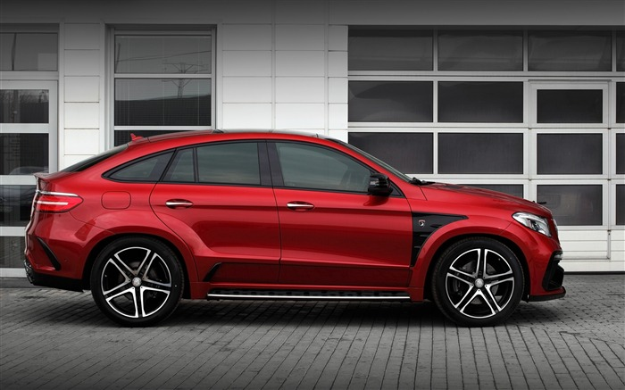 2016 Red Mercedes-Benz GLE Inferno HD Wallpaper 03 Views:1510